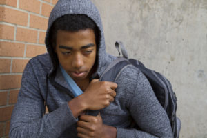 Troubled Teenager